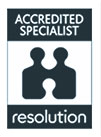 accredited specialist resolution